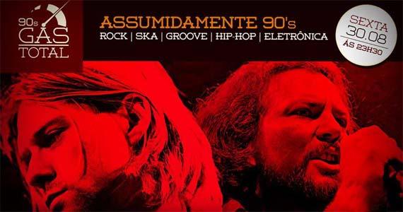 Festa Gás Total agita sexta-feira no Inferno Club com cover do Pearl Jam e Nirvana Eventos BaresSP 570x300 imagem