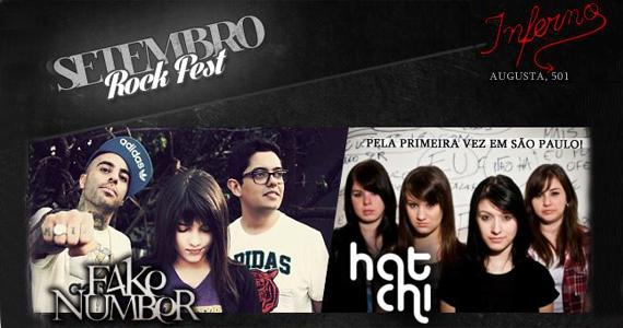 Setembro Rock Festival acontece neste domingo no Inferno Club  Eventos BaresSP 570x300 imagem