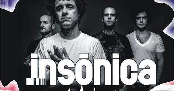 Banda Insônica agita à noite no palco do Kia Ora com o melhor do pop rock Eventos BaresSP 570x300 imagem