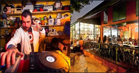 Jacaré Grill recebe DJ China e Tibira nesta quinta-feira Eventos BaresSP 570x300 imagem