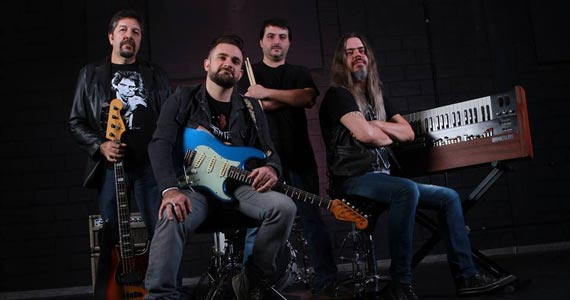 A banda Jack Rabbit toca os clássicos do rock e pop no The Blue Pub Eventos BaresSP 570x300 imagem