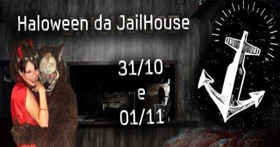 Jailhouse promove Noite de Halloween no estilo punk no sábado Eventos BaresSP 570x300 imagem