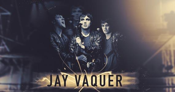 Jay Vaquer sobe ao palco do Tom Jazz com o espetáculo Toca Discos Eventos BaresSP 570x300 imagem