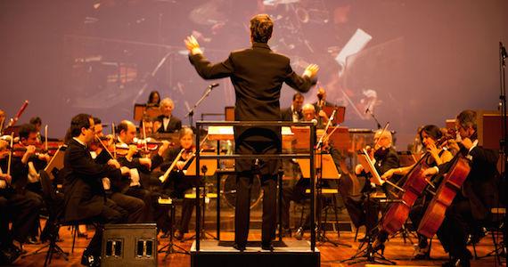 Jazz Sinfônica comemora 25 anos em apresentações especiais no palco do Auditório Ibirapuera Eventos BaresSP 570x300 imagem