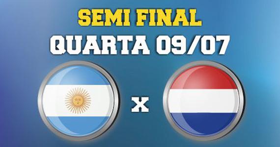 Jet Lag transmite ao vivo Argentina e Holanda pela segunda semifinal da Copa do Mundo Eventos BaresSP 570x300 imagem