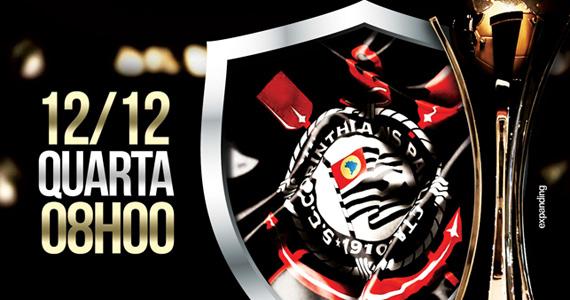 Bar Aurora exibe jogo do Corinthians no Mundial com buffet de café da manhã Eventos BaresSP 570x300 imagem