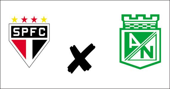 Elidio Bar transmite jogo entre São Paulo x Nacional de Medellin nesta quarta-feira Eventos BaresSP 570x300 imagem