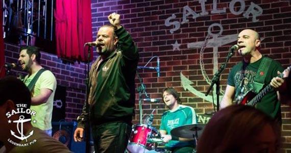 The Sailor embala a noite da galera com show da banda Junkie Box Eventos BaresSP 570x300 imagem
