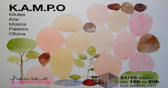 Sacada apresenta espaço multicultural com música e arte no sábado Eventos BaresSP 570x300 imagem