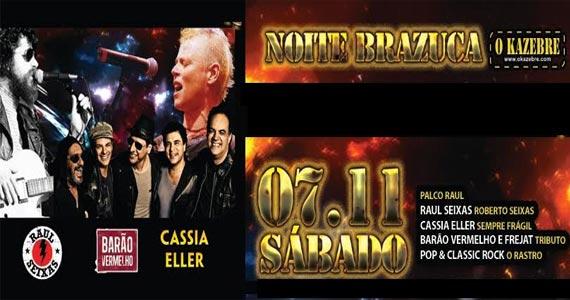 Noite Brazuca no Kazebre com show de Bandas de Rock no sábado Eventos BaresSP 570x300 imagem