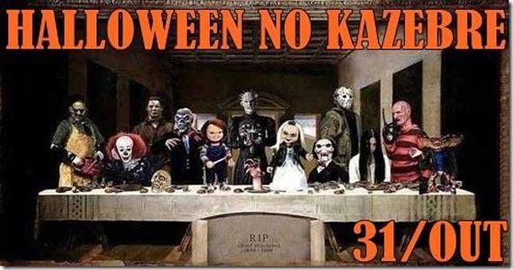 Kazebre realiza Festa de Halloween com Mamonas Cover Diet Music e convidados Eventos BaresSP 570x300 imagem