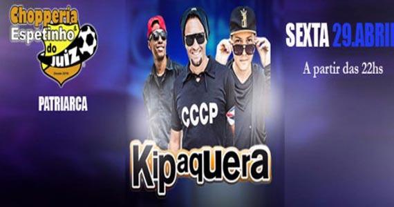Kipaquera e Chris Cantuário agitam a Happy Hour do Bar Espetinho do Juiz Eventos BaresSP 570x300 imagem