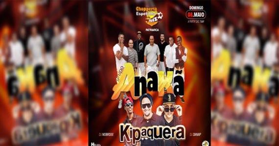 Domingo Sambástico com Grupo Anakã e Kipaquera acontece no Bar Espetinho do Juiz  Eventos BaresSP 570x300 imagem