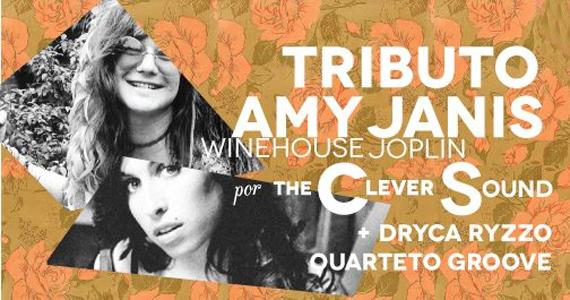 Kitsch Club e A Banca promovem tributo para Amy Winehouse e Janis Joplin neste sábado Eventos BaresSP 570x300 imagem