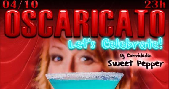 Festa Oscaricato tem especial Lets Celebrate com Dj Sweet Pepper na Kitsch Club Eventos BaresSP 570x300 imagem
