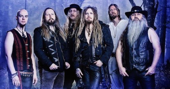 Folk metal da banda finlandesa Korpiklaani é atração da Clash Club Eventos BaresSP 570x300 imagem