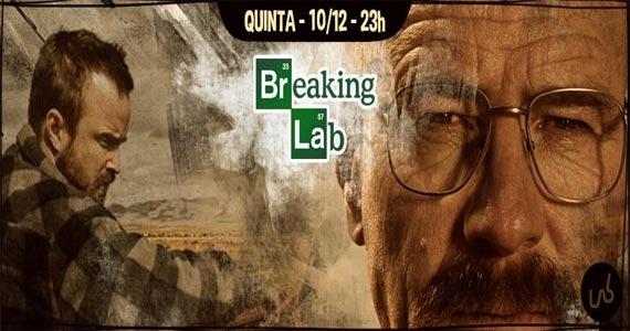 Festa Breaking Lab com promoções de drinks moleculares na Lab Club Eventos BaresSP 570x300 imagem