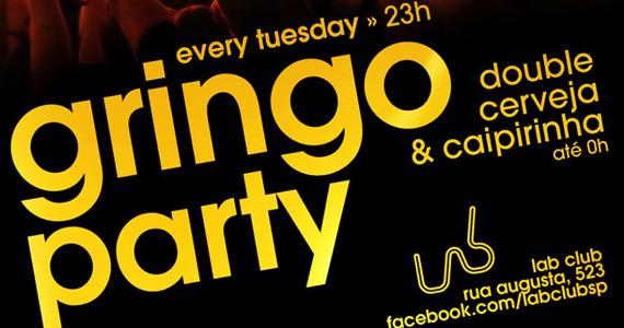 Lab Club recebe a festa Gringo Party para agitar a terça-feira com muita música Eventos BaresSP 570x300 imagem