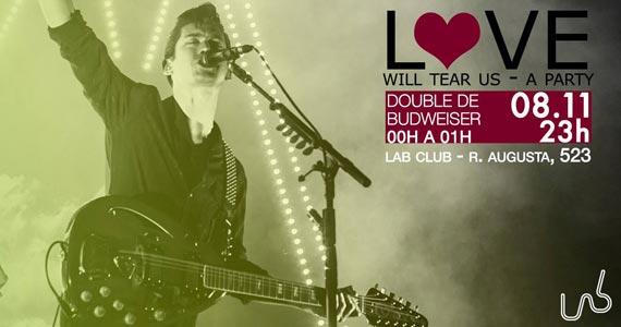 Love Will Tears US acontece neste sábado na balada Lab Club Eventos BaresSP 570x300 imagem