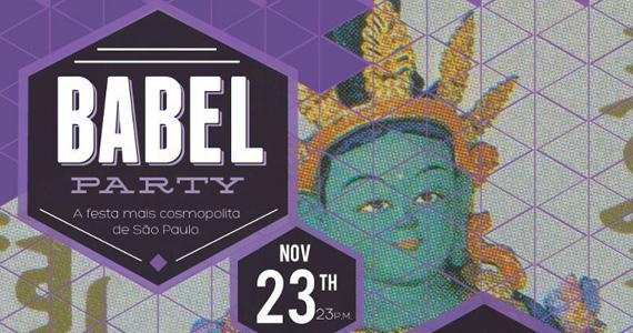 Lab Club reúne paulistas e estrangeiros na festa Babel nesta sexta-feira Eventos BaresSP 570x300 imagem