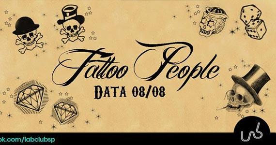 Lab Club recebe nesta sexta-feira a festa Tatto People com grandes tatuadores Eventos BaresSP 570x300 imagem
