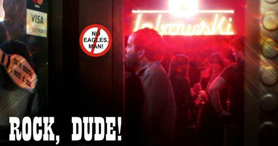 Festa Rock, Dude! agita a noite desta sexta-feira com muita música no Lebowski Eventos BaresSP 570x300 imagem
