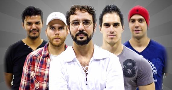 Legião Urbana Cover apresenta o show Saudades de Renato Russo no palco do Teatro Bradesco Eventos BaresSP 570x300 imagem
