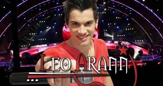 Cantor Léo Arann se apresenta na quinta-feira no Bar Cortez Eventos BaresSP 570x300 imagem