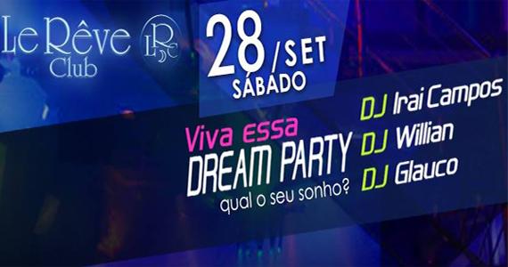 Le Rêve agita a noite de sábado com a Dream Party e convidados Eventos BaresSP 570x300 imagem