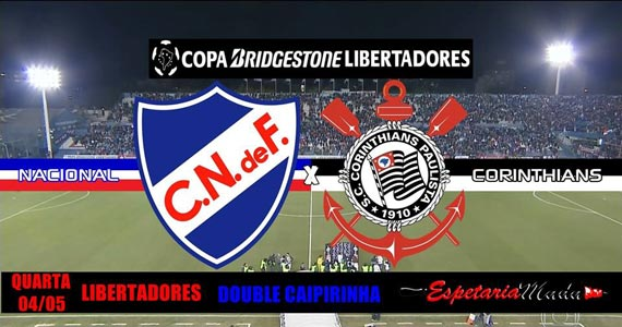Espetaria Mada transmite jogo da Libertadores e tem double caipirinha hoje Eventos BaresSP 570x300 imagem