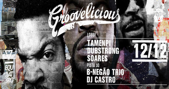 Festa Groovelicious recebe DJs convidados para agitar a noite de quinta-feira na Lions Nightclub Eventos BaresSP 570x300 imagem