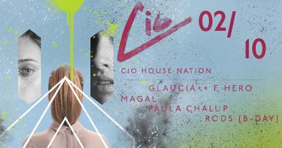 Festa Cio agita a quarta-feira no Lions Nightclub com Paula Chalup e Rods Eventos BaresSP 570x300 imagem