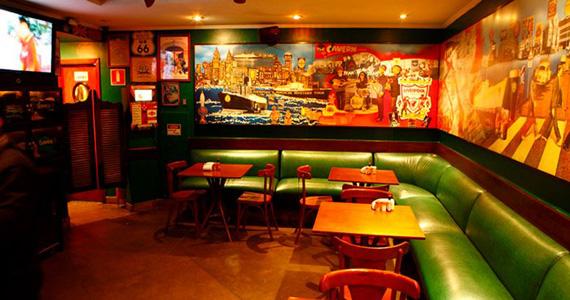 Quarta é dia de Double Caipirinha e música ambiente no Liverpool Bar