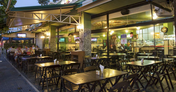 Loirassa Bar exibe o jogo do Atlético-PR x Palmeiras pela Copa do Brasil Eventos BaresSP 570x300 imagem