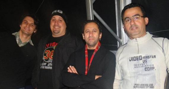 Banda Lokalte toca no palco do Villa Pizza Bar no sábado Eventos BaresSP 570x300 imagem