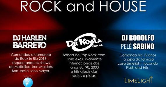 Rock and House com bandas convidadas nesta sexta-feira no London Station Eventos BaresSP 570x300 imagem