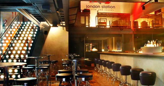 Banda Pollaris e Rodrigo Morandi animam a noite do London Station Eventos BaresSP 570x300 imagem