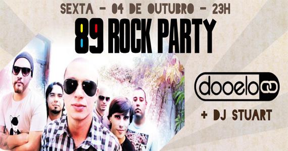 89 Rock Party com banda Dooelo agita a noite desta sexta-feira na Loop Music Eventos BaresSP 570x300 imagem