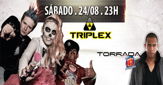 Loop Music recebe a banda Triplex para agitar a noite de sábado Eventos BaresSP 570x300 imagem