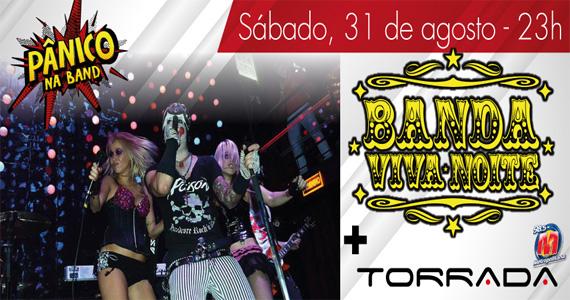 Loop Music recebe DJ Torrada e banda Viva Noite, do Pânico na Band, neste sábado Eventos BaresSP 570x300 imagem