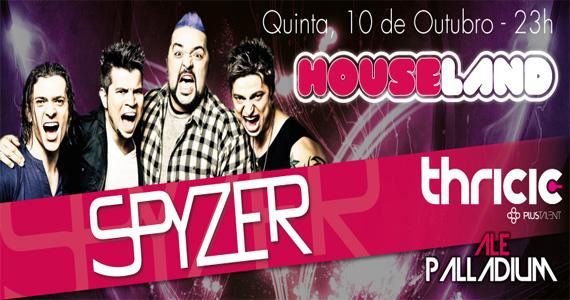 Banda Spyzer embala a noite com muito pop e rock na quinta-feira na Loop Music Eventos BaresSP 570x300 imagem