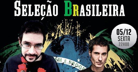 Seleção Brasileira com covers de Legião Urbana e Capital Inicial no Lord's Rock Bar Eventos BaresSP 570x300 imagem