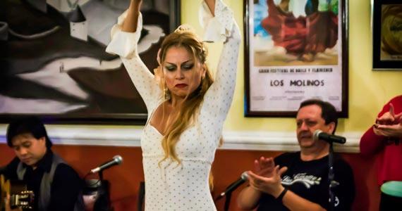 Restaurante Los Molinos oferece deliciosas receitas valencianas com apresentações de dança Eventos BaresSP 570x300 imagem