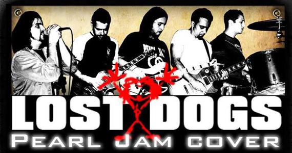 Banda Lost Dogs com cover de Pearl Jam animando a noite no Duboiê Bar Eventos BaresSP 570x300 imagem