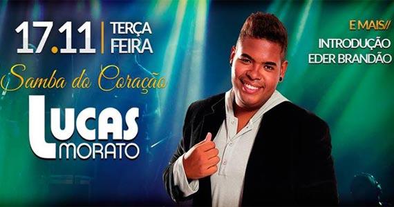Lucas Morato canta sucessos da carreira no palco do Coração Sertanejo Eventos BaresSP 570x300 imagem