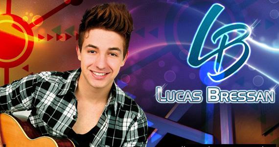 Lucas Bressan se apresenta no palco do Hits Café neste sábado Eventos BaresSP 570x300 imagem