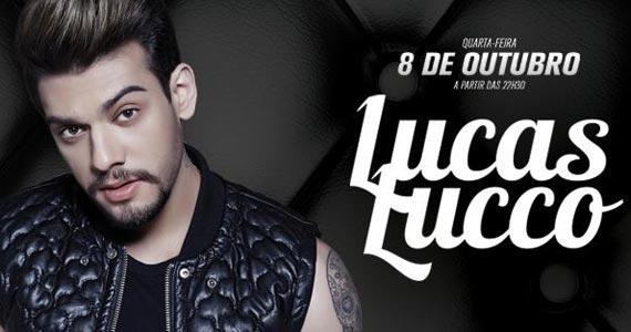 Villa Mix embala a noite de quarta-feira ao som do cantor Lucas Lucco Eventos BaresSP 570x300 imagem