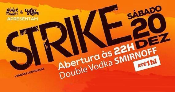 Strike se apresenta pela primeira vez na Lucky Scope do Guarujá Eventos BaresSP 570x300 imagem