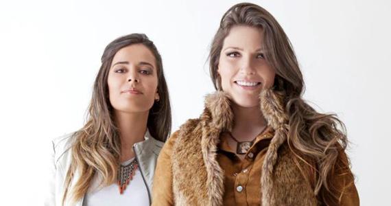 Wood´s recebe show da dupla Lucylla & Luciana nesta sexta ao som do sertanejo Eventos BaresSP 570x300 imagem