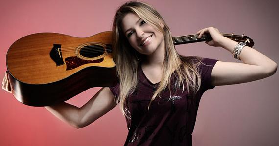 Lucylla Villar se apresenta com o melhor do sertanejo universitário no The K Pub Eventos BaresSP 570x300 imagem